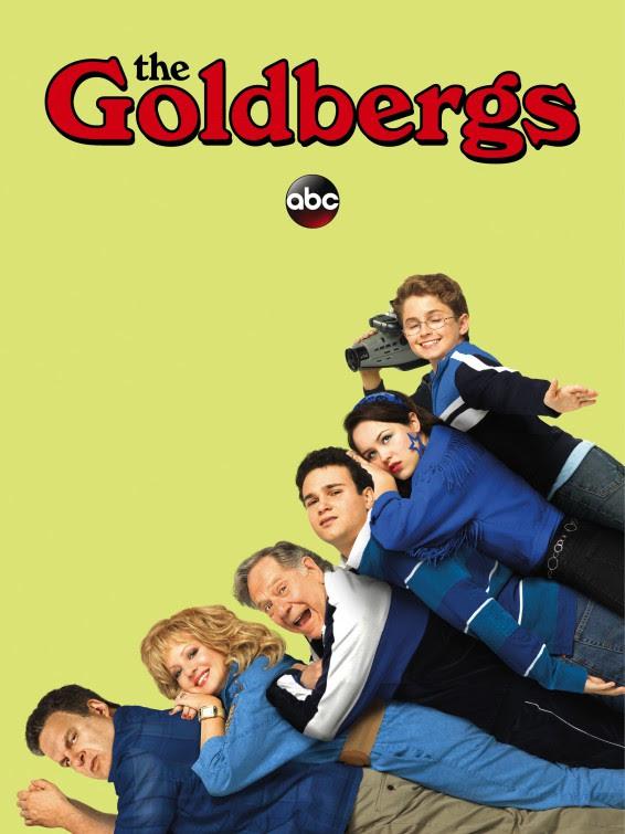 Resultado de imagem para The Goldbergs posters