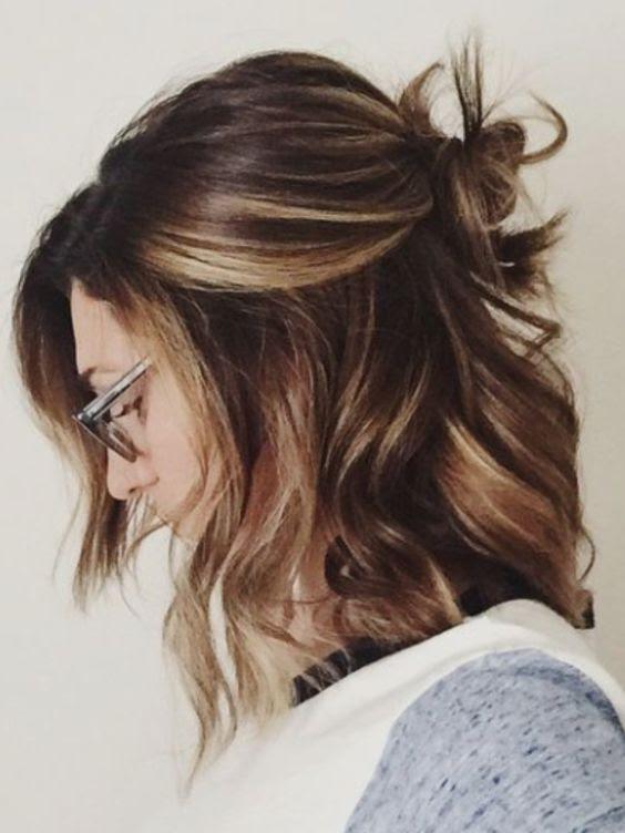 19 Inspiration Hairstyle Short Hair Girl Easy