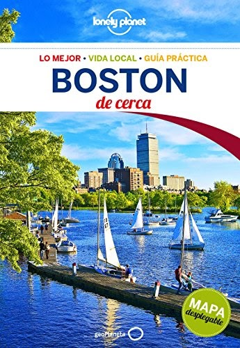 Proofnirema: Boston De cerca 1 (Guías De cerca Lonely