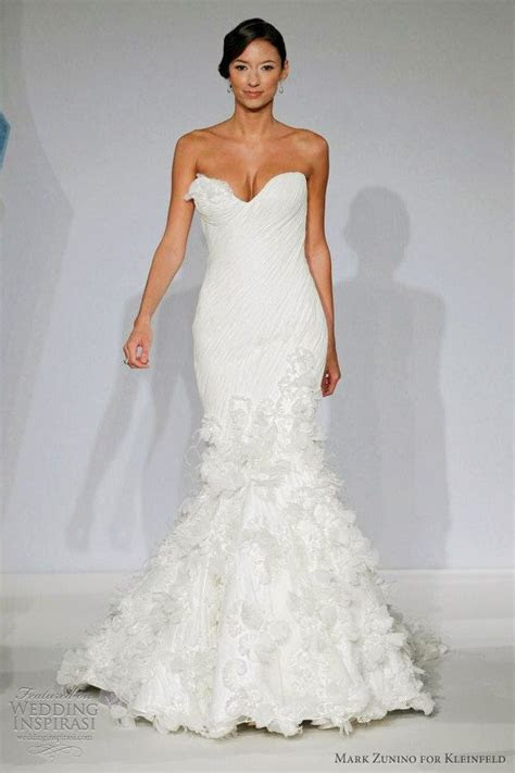 Mark Zunino for Kleinfeld Wedding Dresses   Bridal Fashion