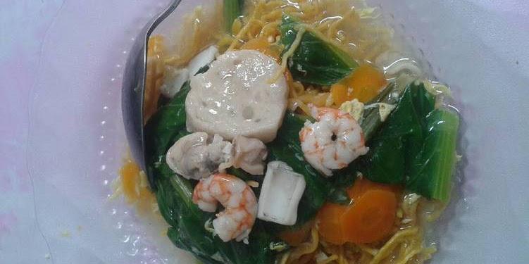 Resep Mi Ti'ti Makassar Oleh Dapur Kecil Shofiyyah