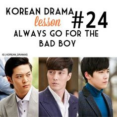 Bad Boy Falls In Love Korean Drama