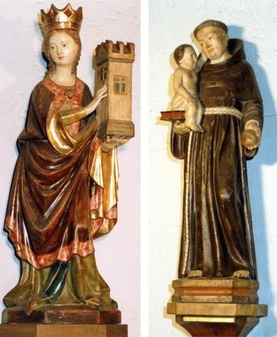 Heilige Barbara Geschichte