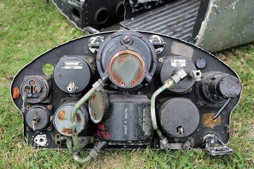 Inst Panel Rear