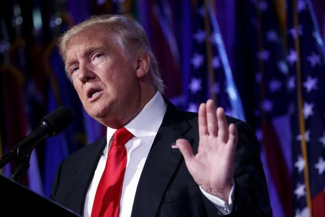 Donald Trump... (Photo Evan Vucci, archives Associated Press)