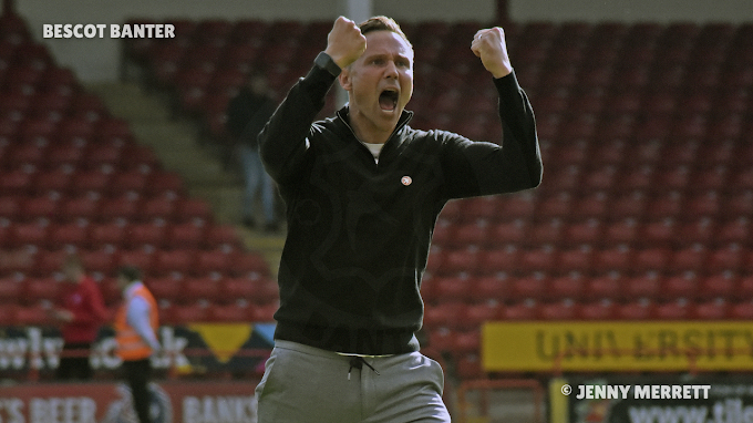"""""""It's a Huge Boost"""" - Matthew Taylor Reacts as Walsall Secure Their First Win of the Season"""