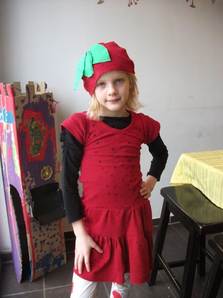 The Strawberry dress