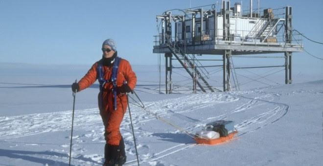 Más CO2  en la Antártida que en los últimos cuatro millones de años