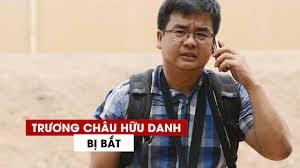Trương Châu Hữu Danh đã vi phạm pháp luật như thế nào