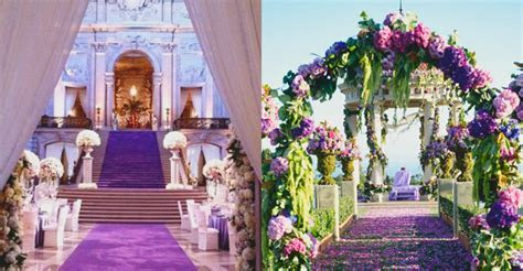 Making a Beautiful Entrance! 26 Creative Wedding Entrance