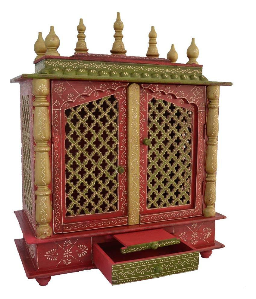100 Best Wood Temple Design For Home Freshomedaily
