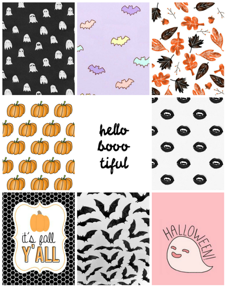 Cute Halloween Wallpapers For Your iPhone  Paperblog