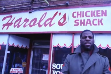 Rhymefest Raps to Support Obama Library on South Side