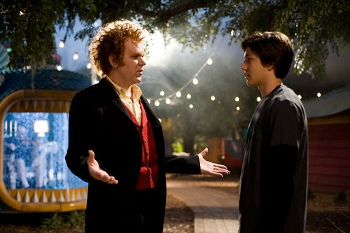Cirque Du Freak The Vampires Assistant movie image John C. Reilly and Josh Hutcherson (1)