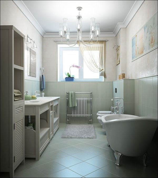 30 small bathroom designs - functional and creative ideas
