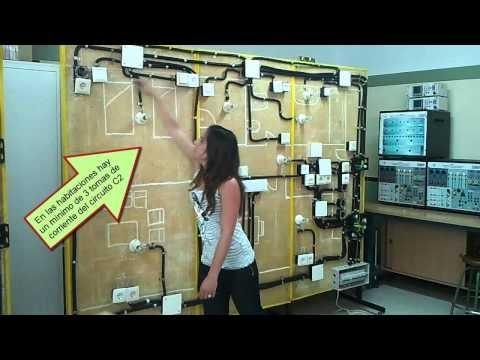 Rroba libre instalaci n el ctrica en una vivienda i - Instalacion electrica vista ...