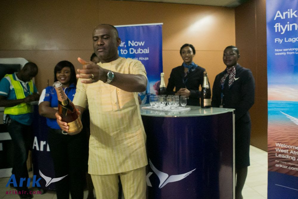 Arik Air launches Flight Services to UAE - BellaNaija - August2014097