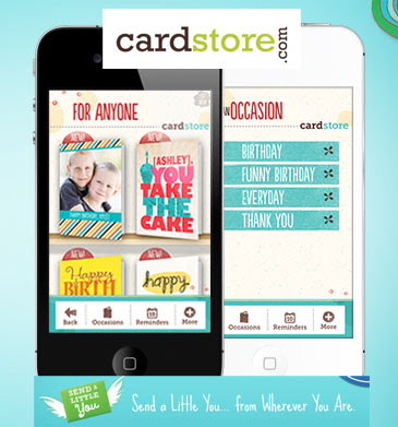 Download the FREE Cardstore iPhone App Today!