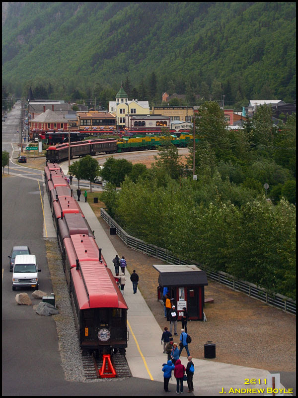 Excursion Trains