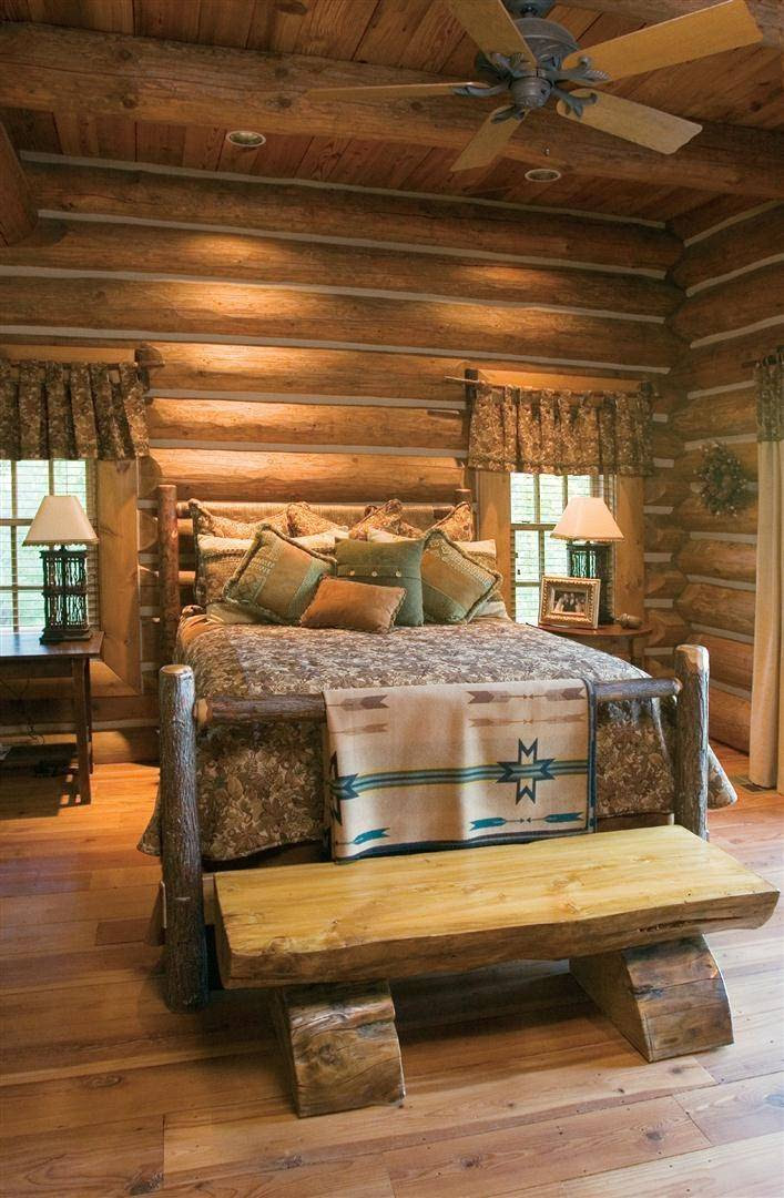 27 Modern Rustic Bedroom Decorating Ideas For Any Home ...