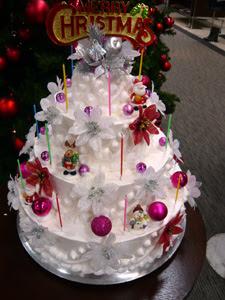 2011クリスマス点灯式,クリスマスケーキ,クリスマスソング,クリスマスプレゼント