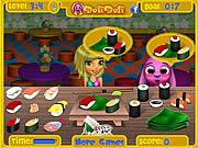 Jogar Sisi s sushi bar Jogos