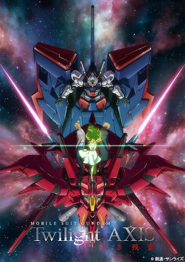 HD-1080p Mobile Suit Zeta Gundam A New Translation III ...