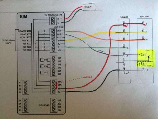 Honeywell Thermostat Rth111b Wiring Diagram