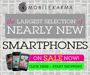 300x250 Banner Linking to Smartphones page