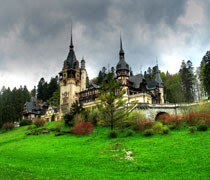 Transylvania and Moldavian Monasteries