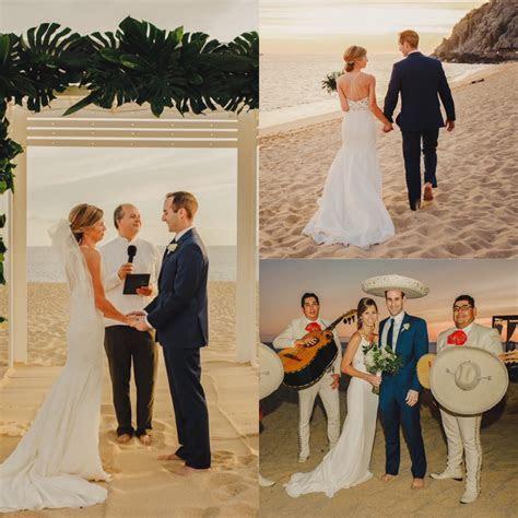 Lizzy and Reid's Wedding at Sandos Finisterra   DESTIFY