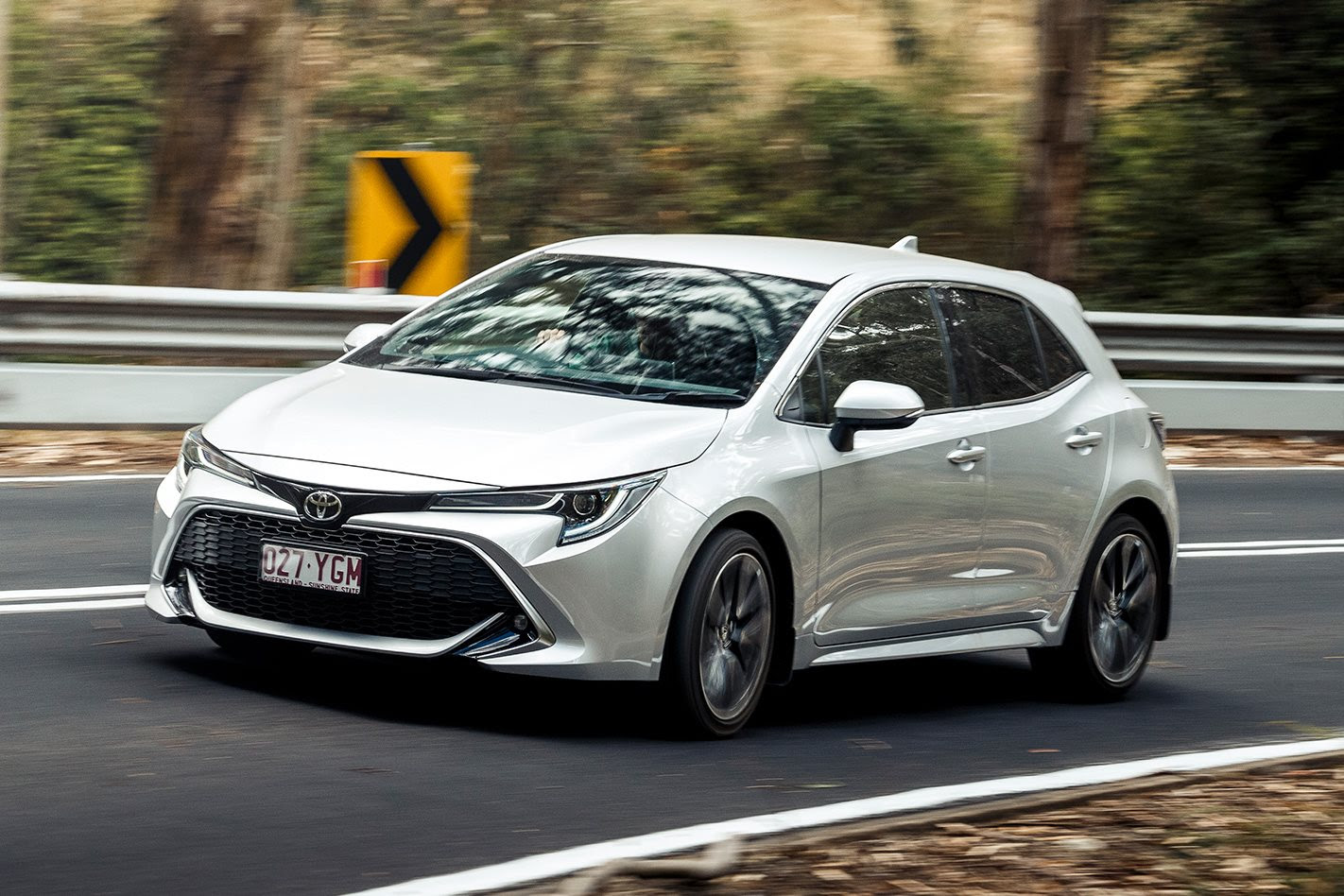 2019 Toyota Corolla Zr Petrol Hatch Quick Review