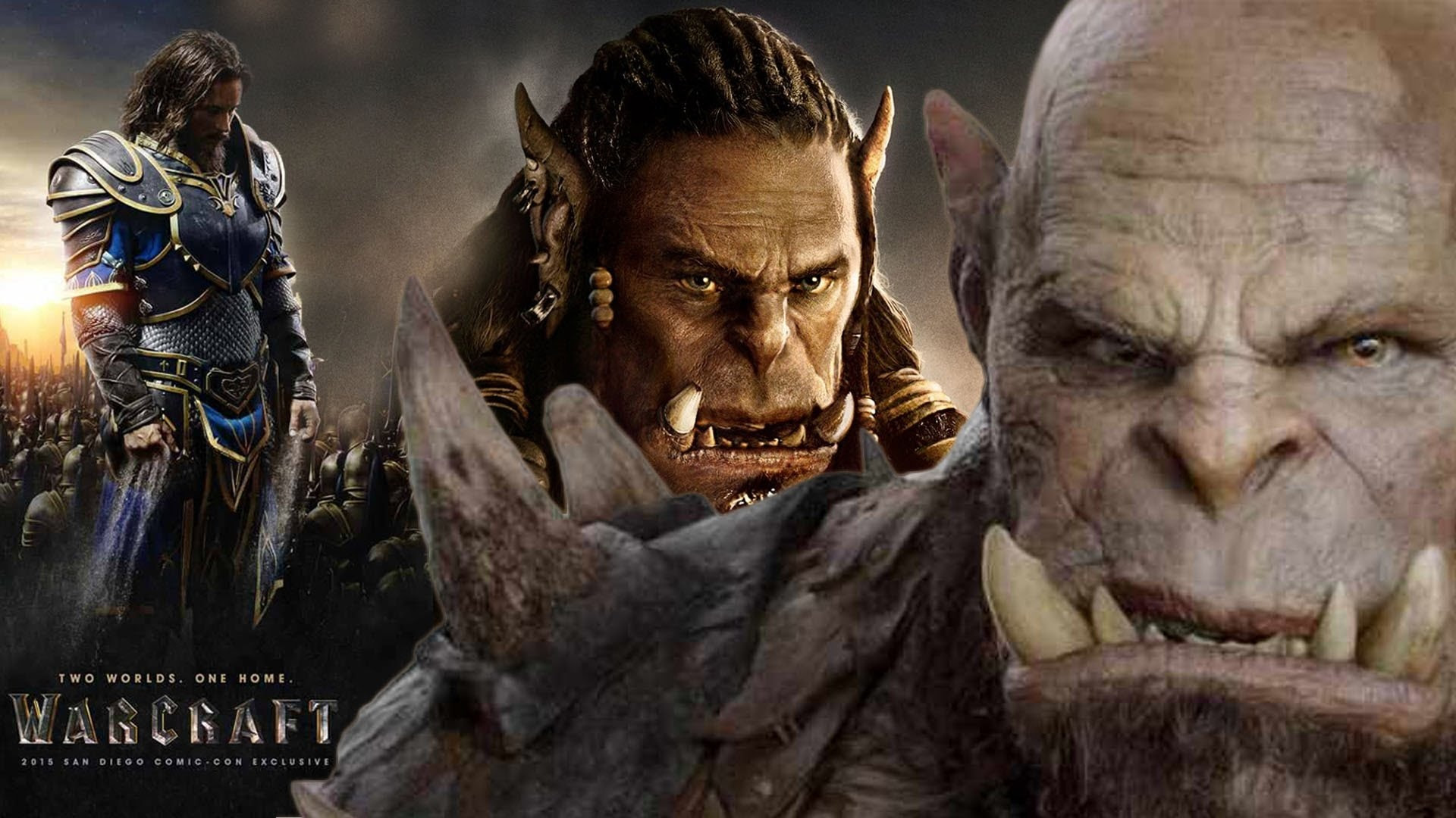 Warcraft 2016 Wallpapers  Best Wallpapers