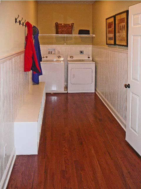 Mudroom Cubbies | Home Management and Organization | S&A Homebuilders