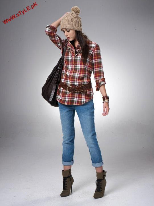 Denizen Winter Collection For Women By Levis 2012 003