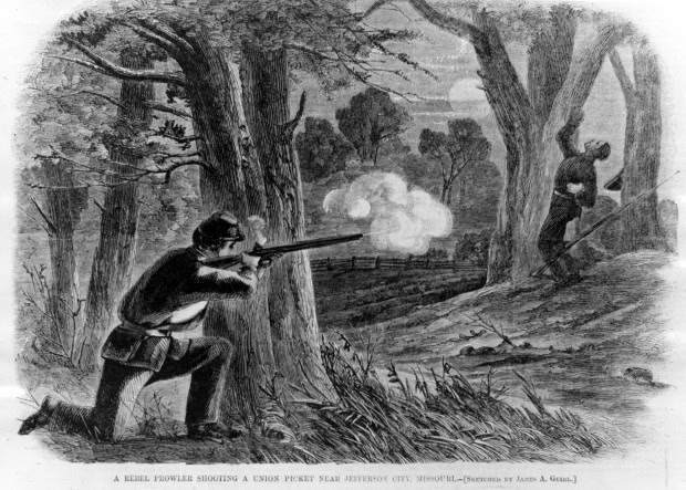 Look Back  Civil War and divided Missouri