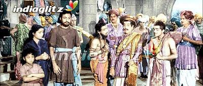 Sathya Harishchandra Kannada film poster