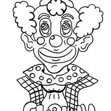 Clown Coloriages Jeux En Ligne Gratuits Vidéos Et Tutoriels