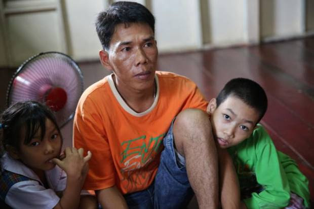 """""""America has forgotten about us"""": Former allies in Vietnam flee persecution"""
