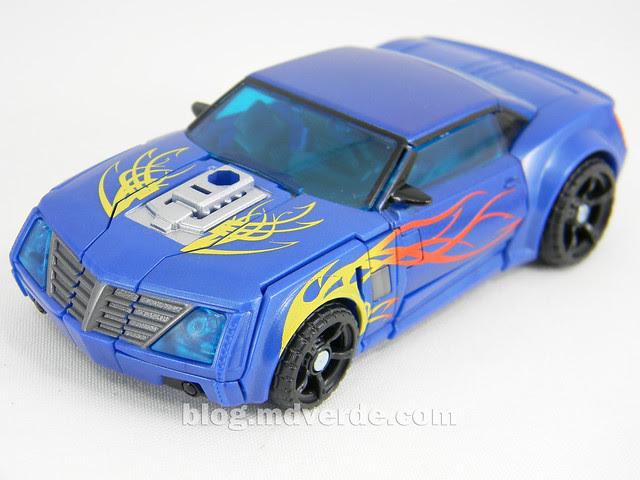Transformers Hot Shot Deluxe - Transfomrers Prime RID - modo alterno