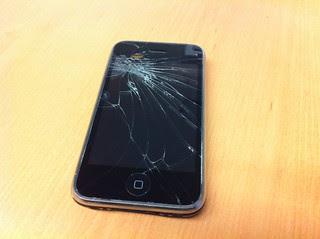 iphone 3G cassé