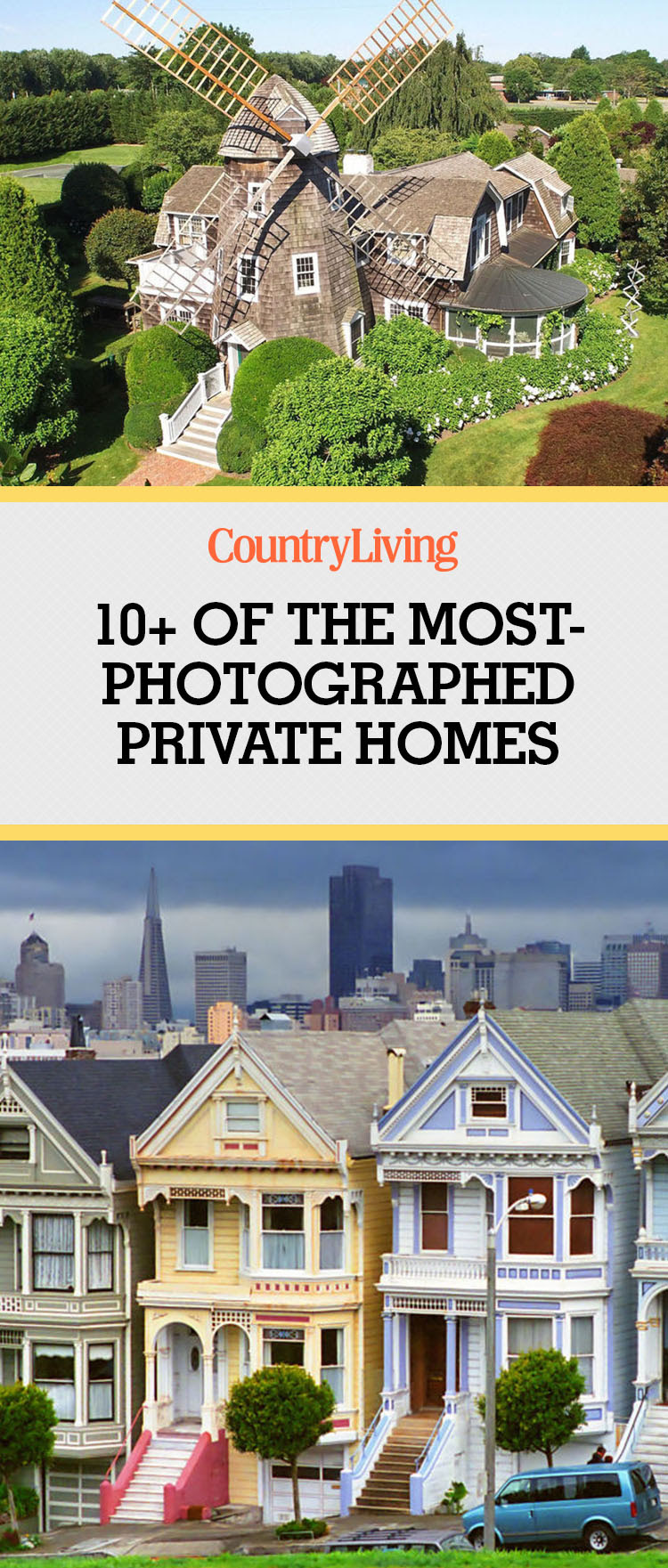 Most Photographed Homes In America - Most Beautiful ...