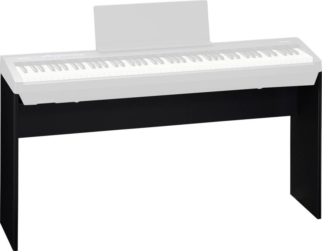 Roland Black Piano Stand For Fp 30 Bk