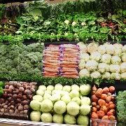 fresh produce display Pictures, Images and Photos