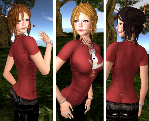 New! The Painter  Hairstyle by Bliensen + MaiTai