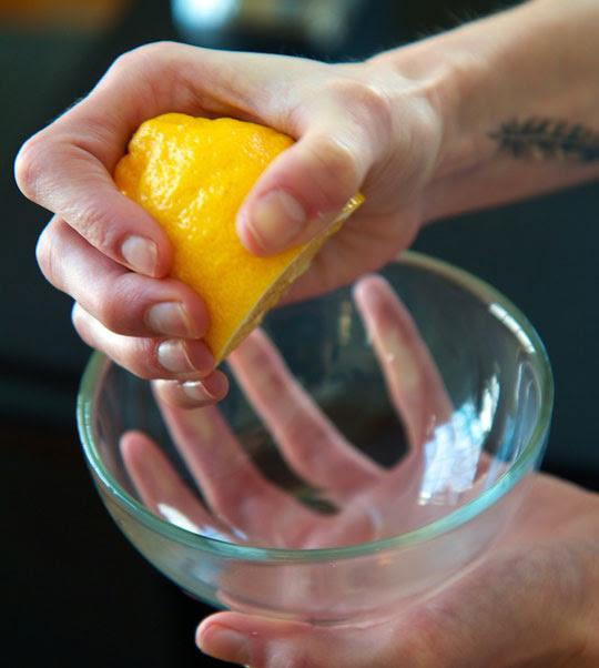 Dab Some Lemon On It