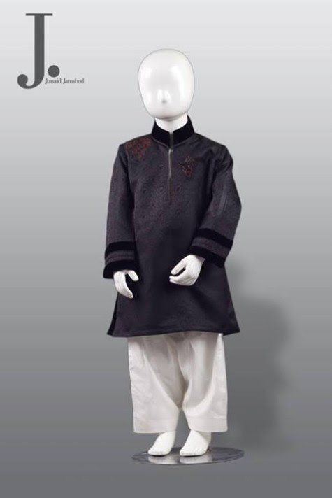 Kids-Child-Wear-Kurta-Shalwar-Kameez-New-Fashionable-Clothes-Collection-2013-by-Junaid-Jamshed-8