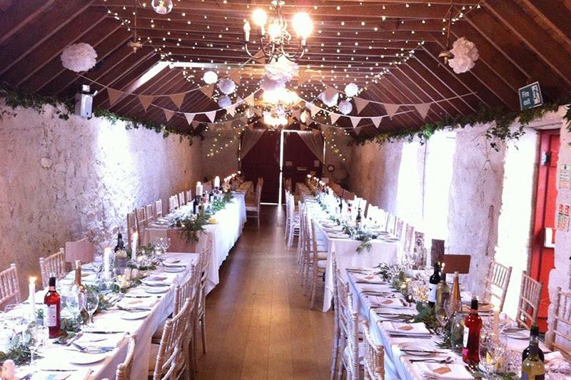 Tullibole Castle Catering, Wedding Venues Scotland