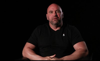 Dana White; entrevista; UFC (Foto: Evelyn Rodrigues)