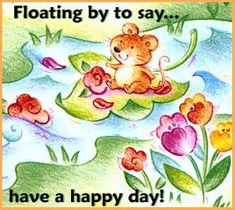 Cards By Mouse Have A Good Day